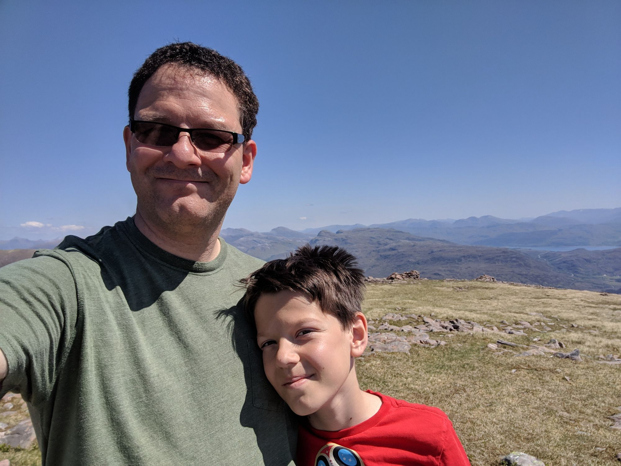Scotland With A Son - Into The Highlands With My 10 Year Old